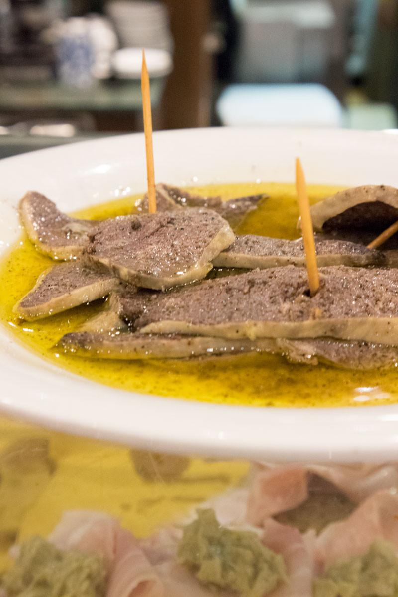 Venetian cicheti | Osteria Ruga di Jaffa | Venice, Italy