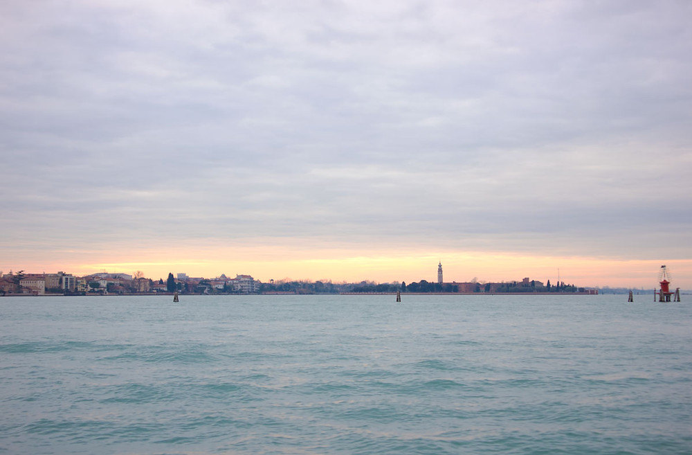 Lido of Venice | Venice Italy - where to eat vegetarian/Indian