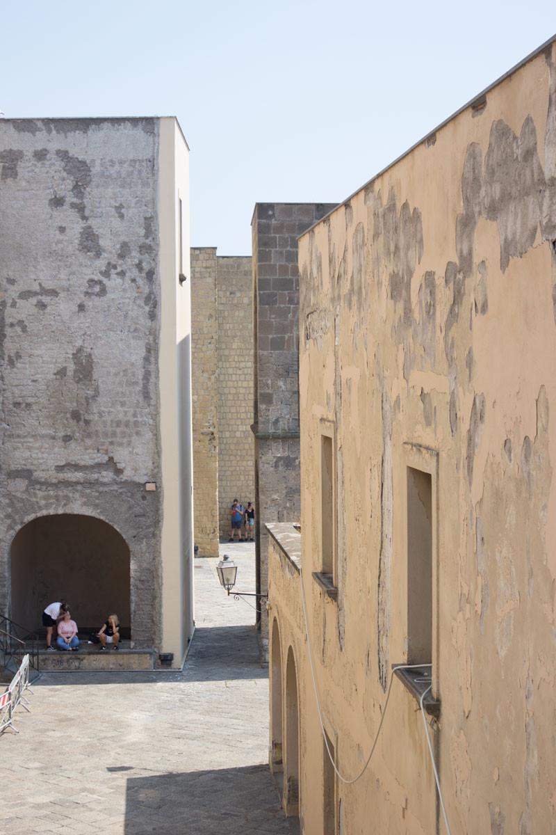 Castel dell'Ovo - Naples Italy