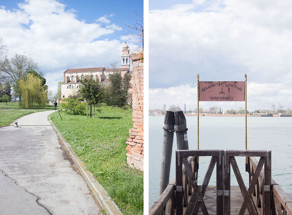 The islands of the Venice lagoon | Lido