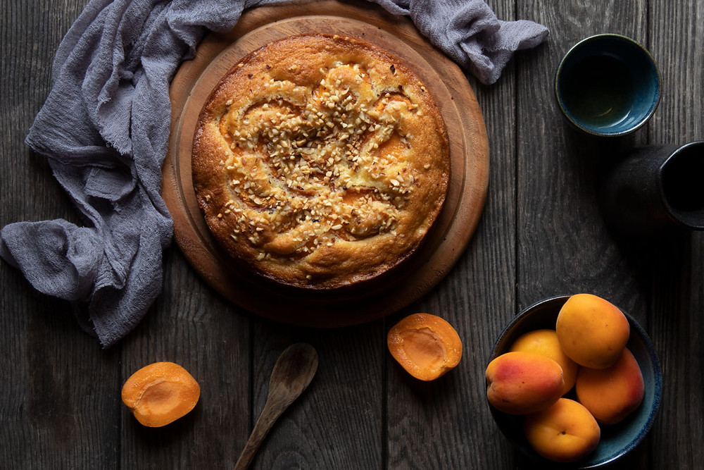 Apricot Cake | Breakfast Recipes | Easy Bakes