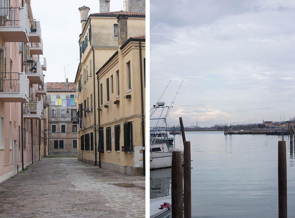 Sant'Elena: residential area | Venice Italy