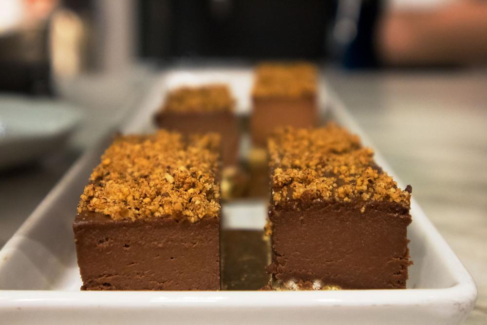 Chocolate dessert | Vegan restaurant in Bologna | Botanica Lab Cucina