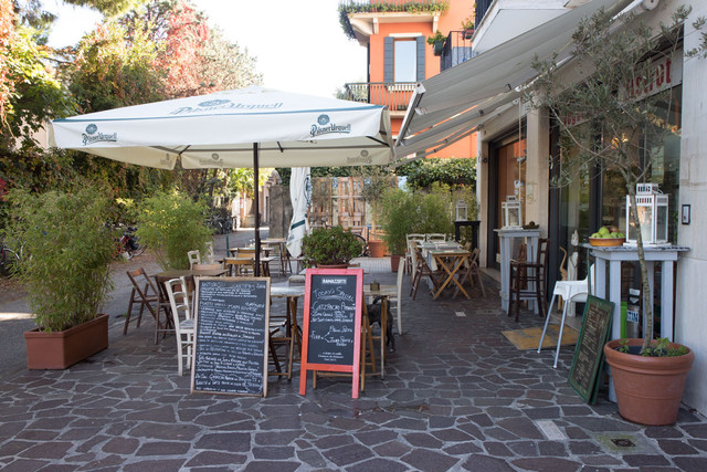 Vegan And Vegetarian Restaurant In Venice (Italy) | Bio Sound System