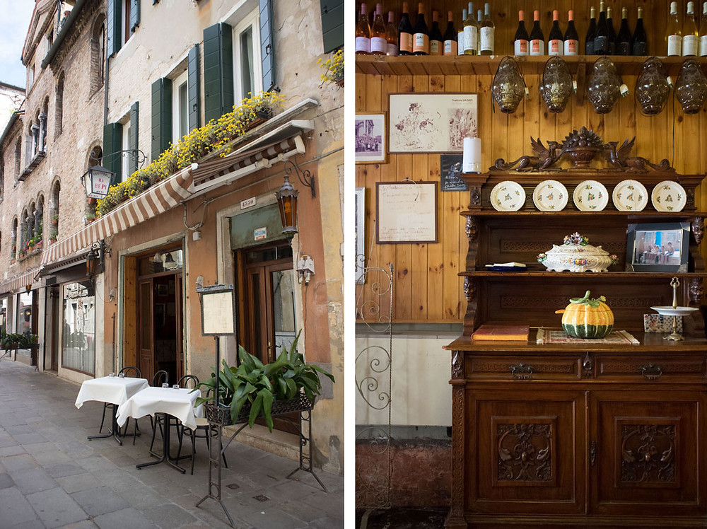 Trattoria da Bepi | Traditional Venetian food