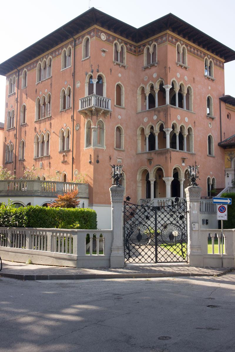 Lido of Venice (Italy)