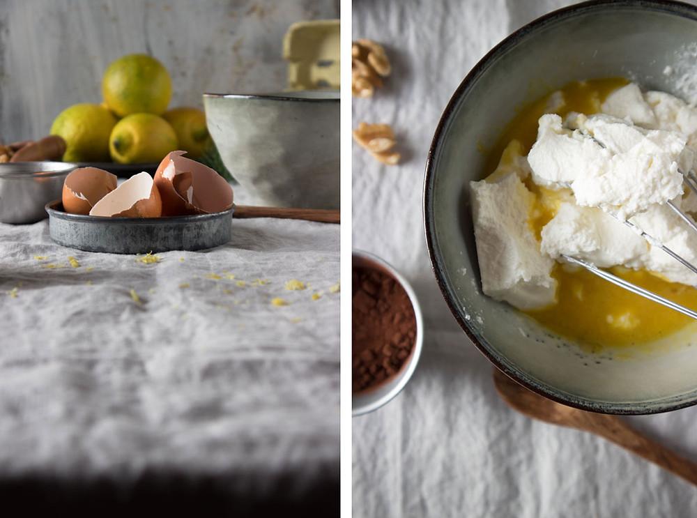 Lemon Ricotta Cream