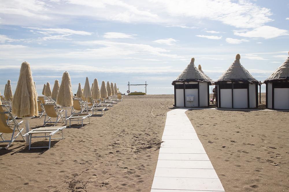 Lido beach | Venice (Italy)