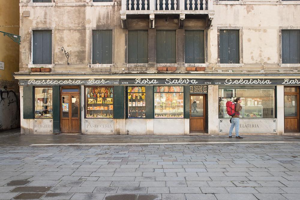 Rosa Salva | Venice - Italy