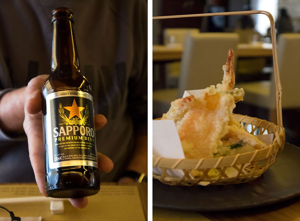 Basara Sushi | Venice Italy | Eating in saint Mark's