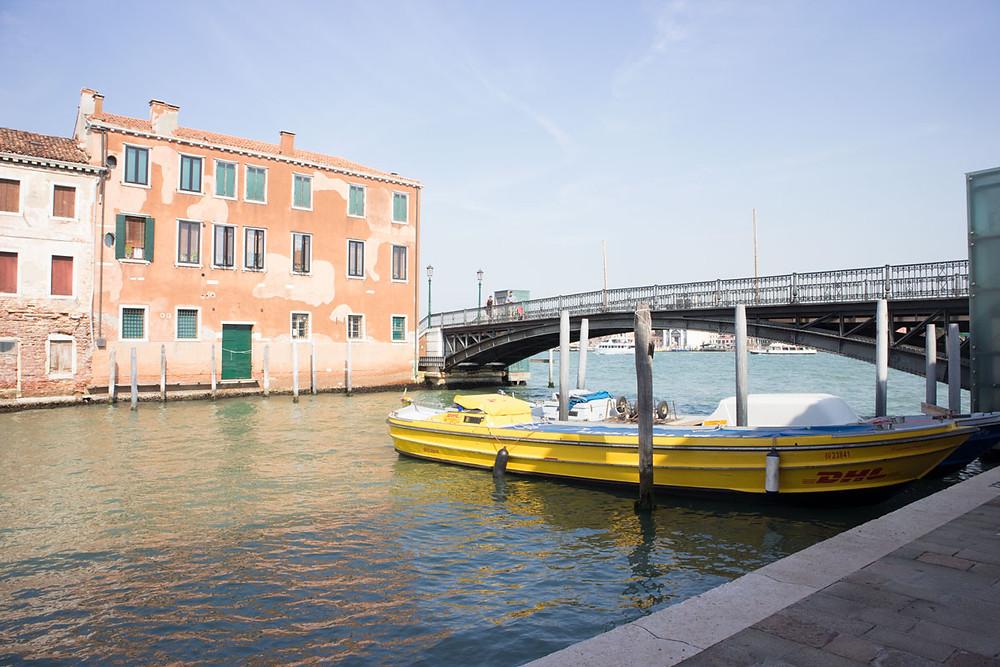 Ponte Longo | Giudecca (Venice)