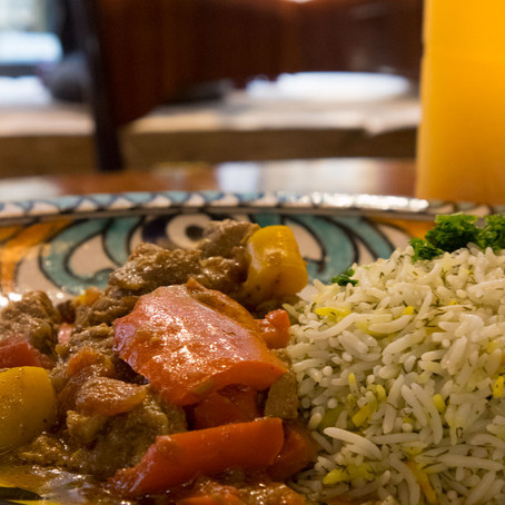Ethnic food in Venice: Africa Experience