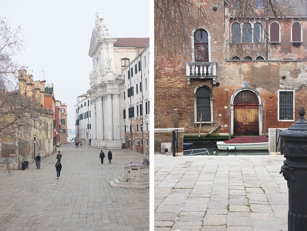 gesuiti Church - Venice Italy - Cannaregio