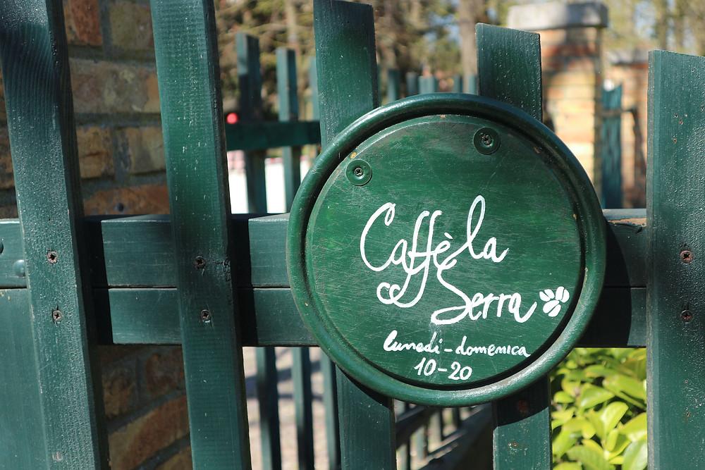 Caffè La Serra, Giardini di Castello, Venice (Italy)