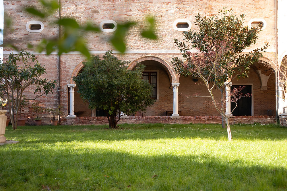 Venice | Sant'Elena cloister