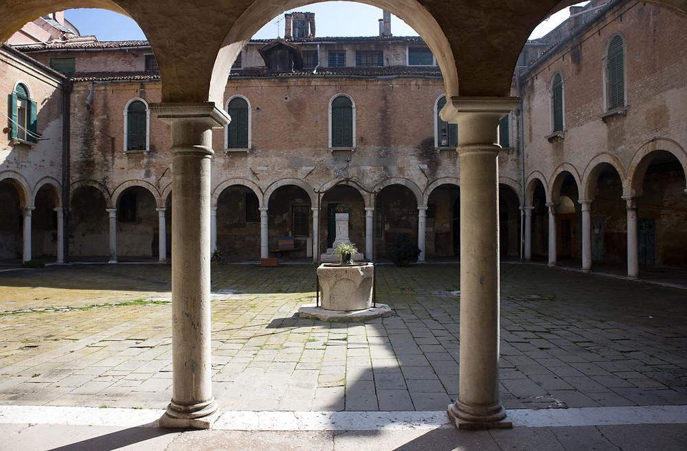 Caserma Sanguineti | San Pietro di Castello | Venice - Italy