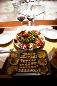 Specialty food in Venice at Al prosecco