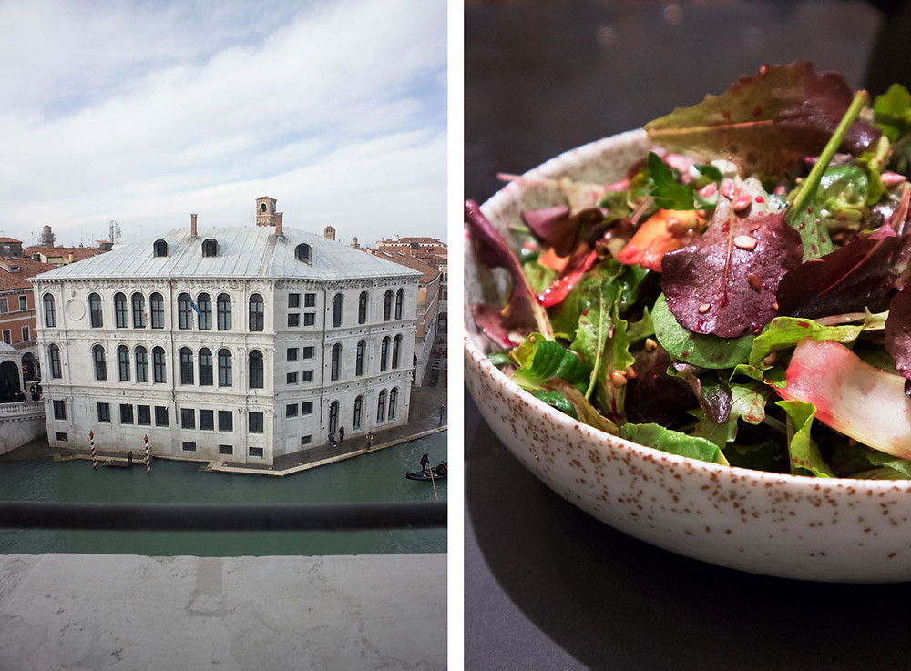 Vegan restaurants and eateries in Venice - Italy | Alajmo AMO