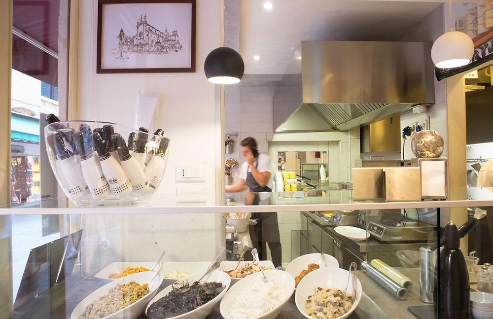 Street Food in Venice, Italy | Acqua e Mais