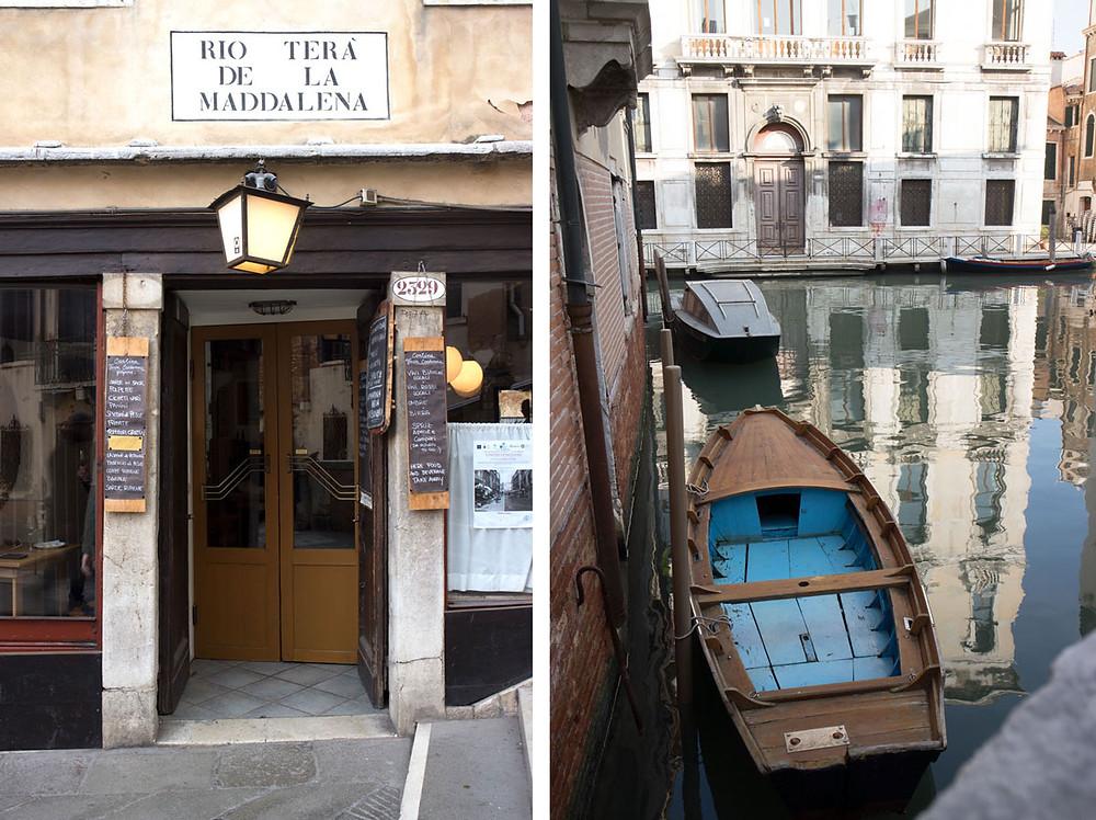 Best Cicchetti in Venice   La Vecia Carbonera