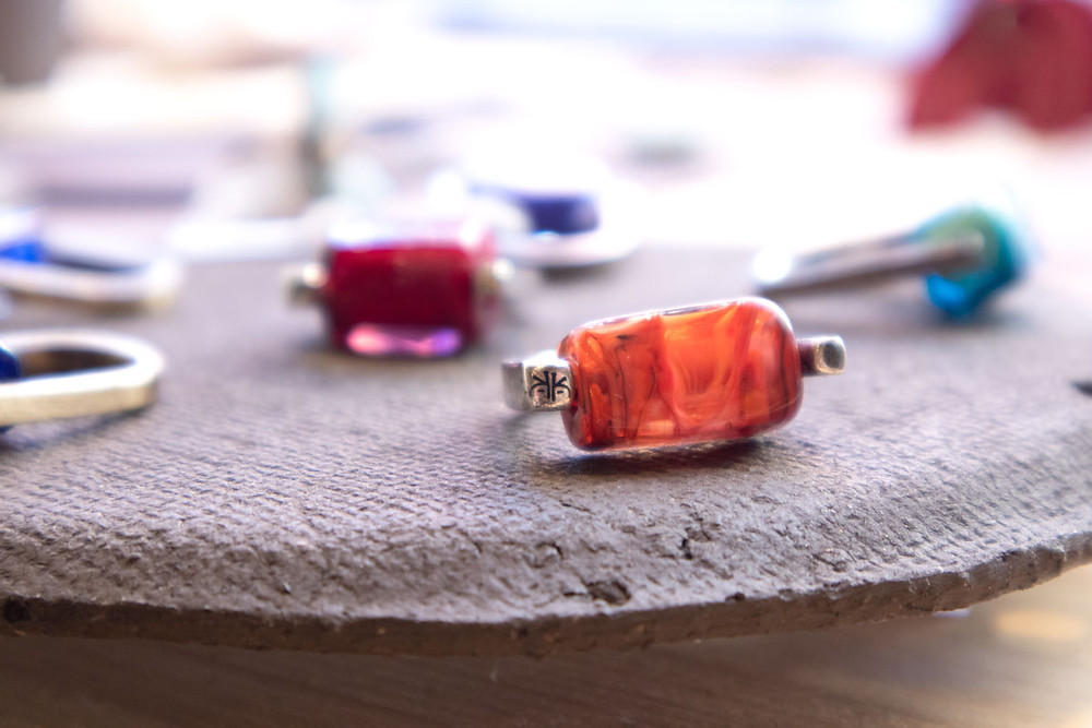 Kirumakata: Glass Jewellery Made in Venice by Alessandra Gardin