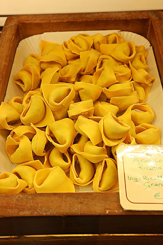 Fresh agnolotti | Colussi's Bakery | Venice