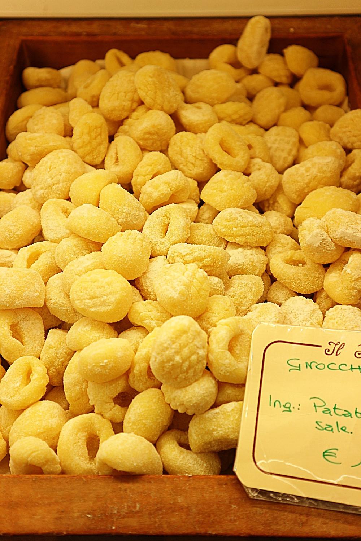 Homemade gnocchi | Colussi Il Fornaio | Venice (Italy)