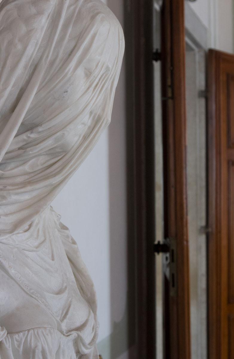 Antonio Corradini | Veiled Madonna | Ca' Rezzonico | Venice