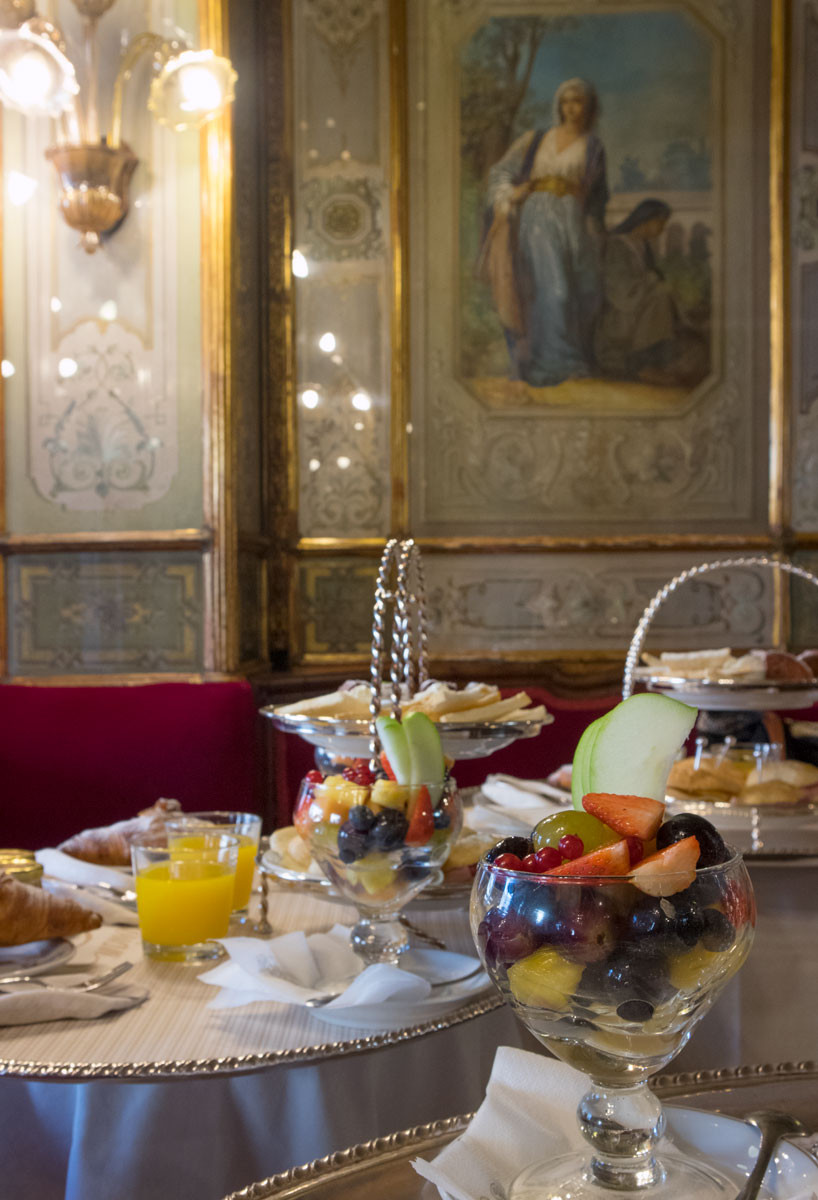 Breakfast at Florian | Venice, Italy | San Marco