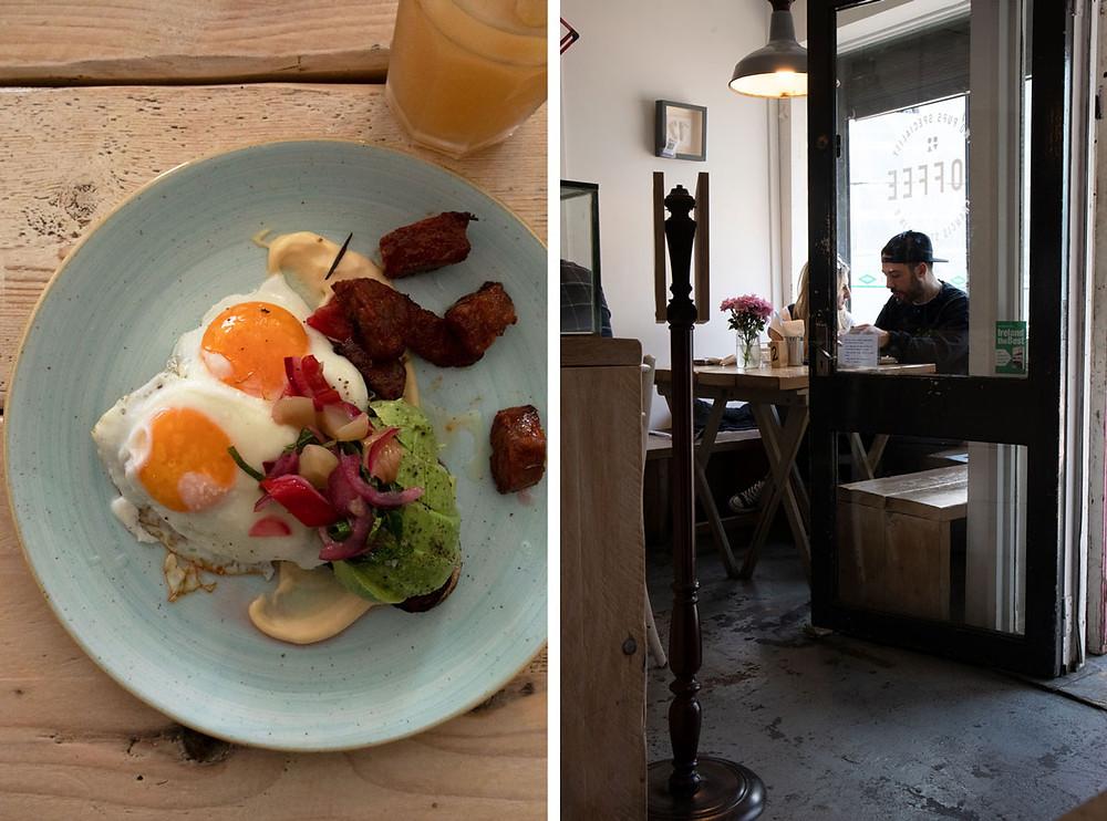 Best food Dublin | Two Pups Coffee