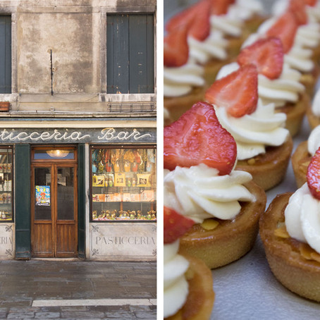 Strawberry tartlets: a recipe inspired by Rosa Salva