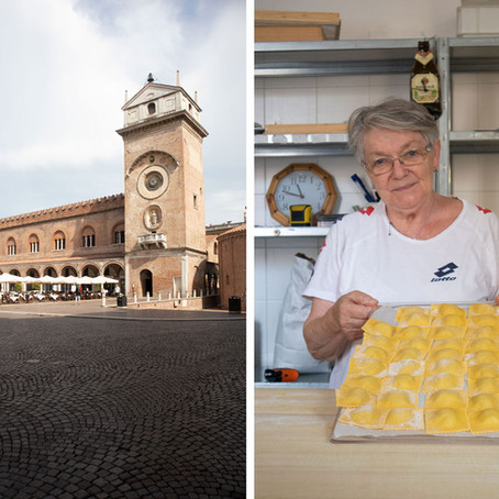 A Visit to Mantova and the Making of Tortelli di Zucca