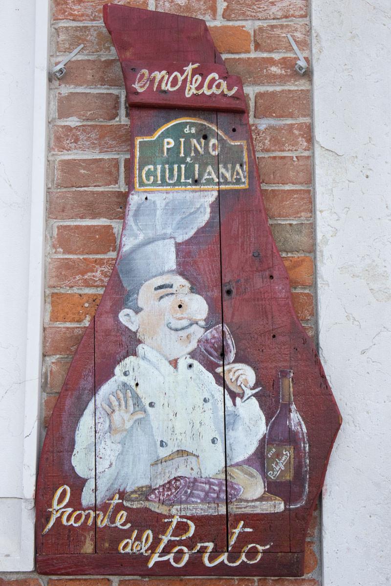 where to eat in Chioggia | Fronte del Porto