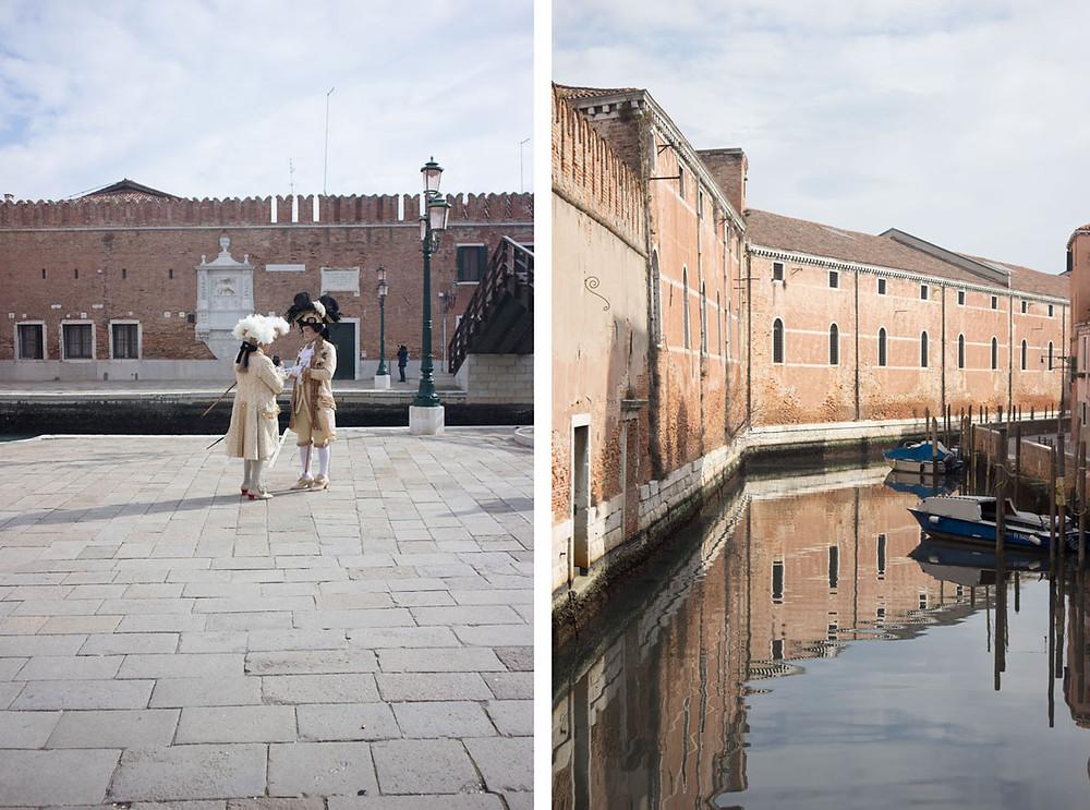 Venice Italy | Arsenale