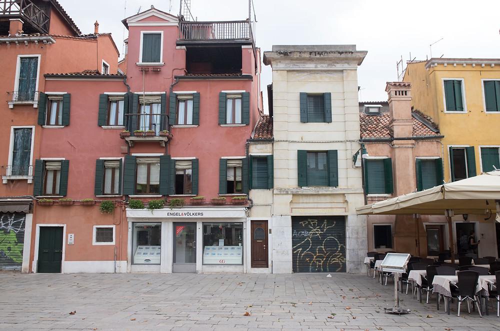 Ex Cinema Moderno, Venice