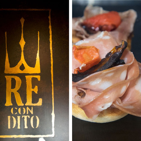 ReCondito: cicheti, express dishes, wine and long drinks in Campiello del Pestrin