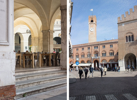 A day trip to Treviso: only 30 minutes from Venice by train