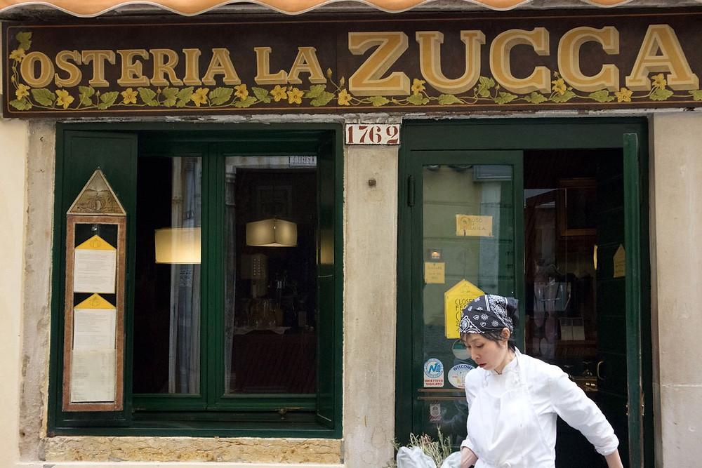La Zucca | Imaginative Vegetarian Oriented Restaurant in Venice Italy