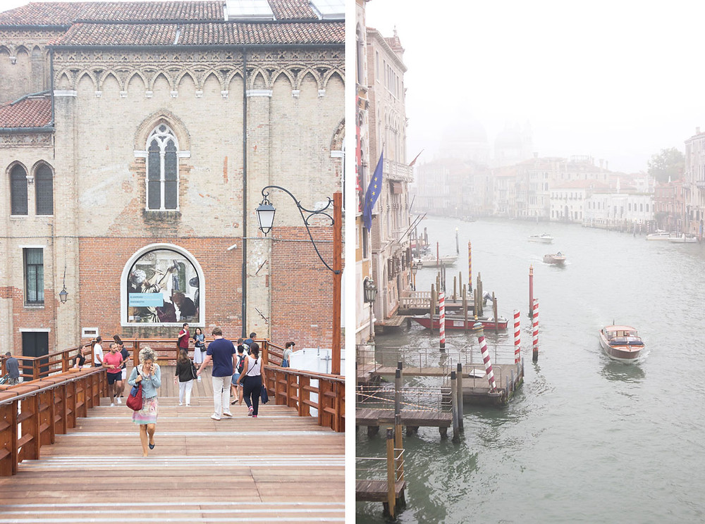 Venice - Accademia bridge