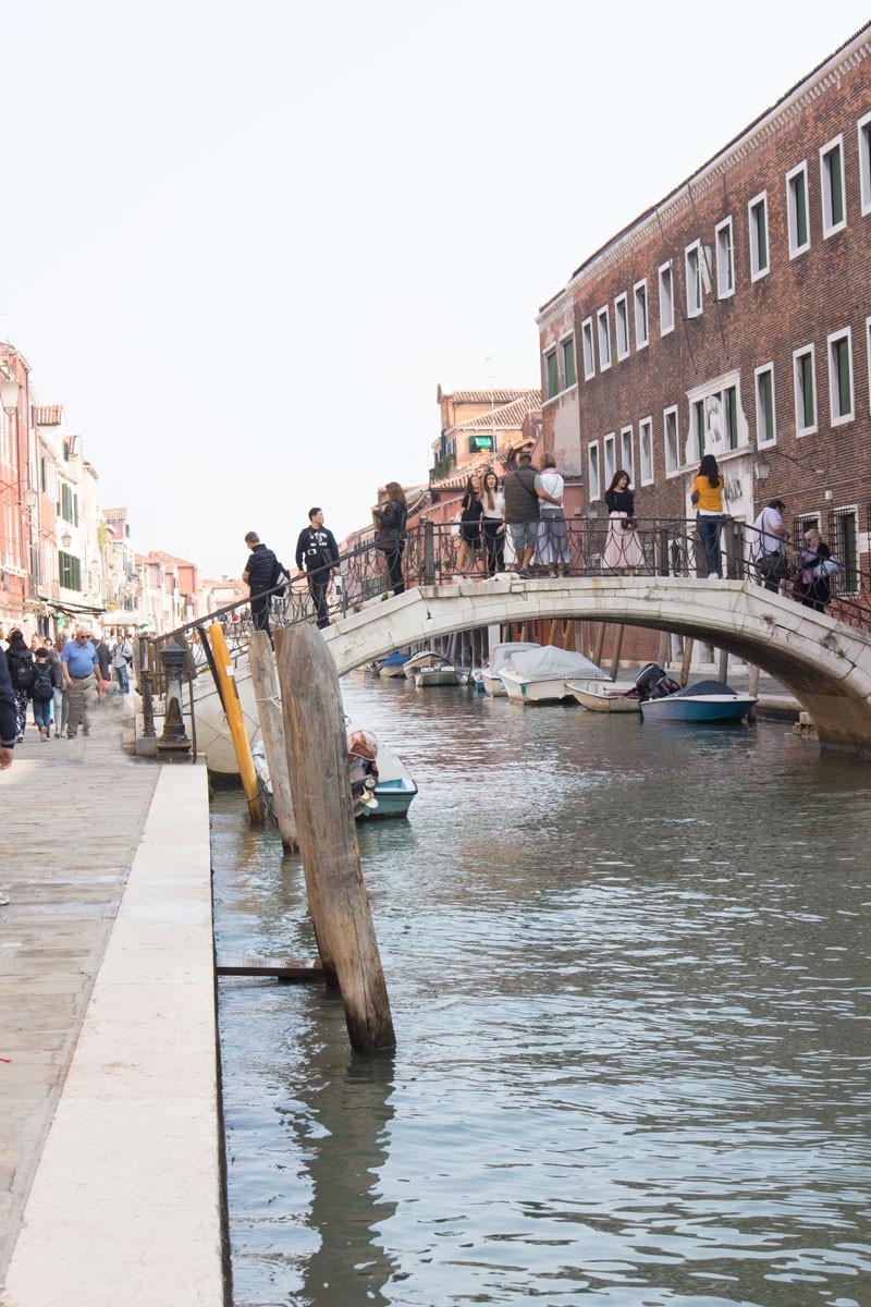 Murano island   Venice - Italy