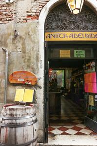 Traditional Venetian osteria | Antica Adelaide | Venice