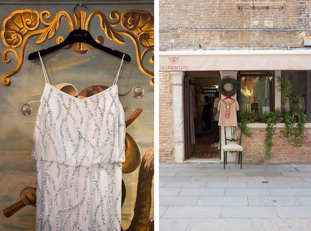 Venice Italy   Best Shopping Guide   Clothes - Artisan Production