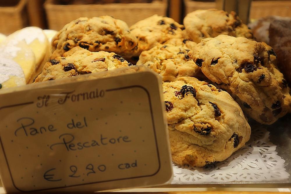 Pan dei Pescatori, Colussi's Bakery | Venice (Italy)