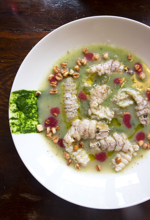 Mantis Shrimp - Anice Stellato
