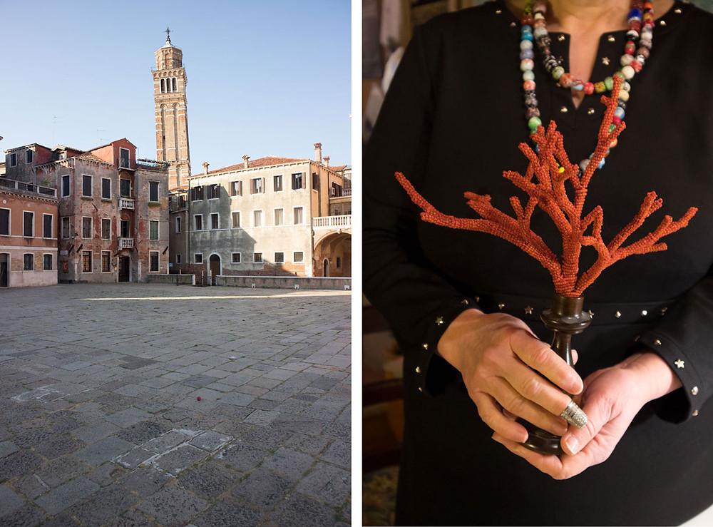 Marisa Convento | Venetian Dreams | Impiraressa - bead-stringer