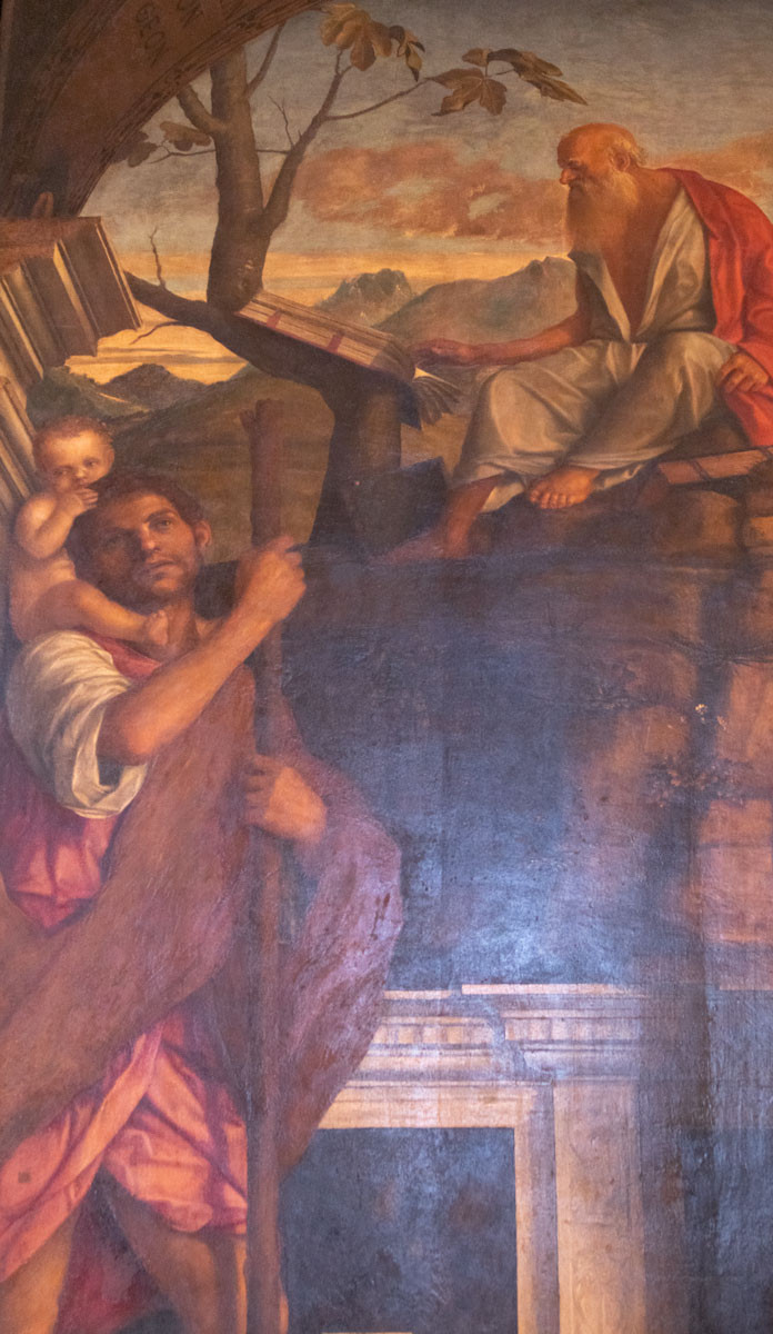 Giovanni Bellini | San Grisostomo Venice - Italy
