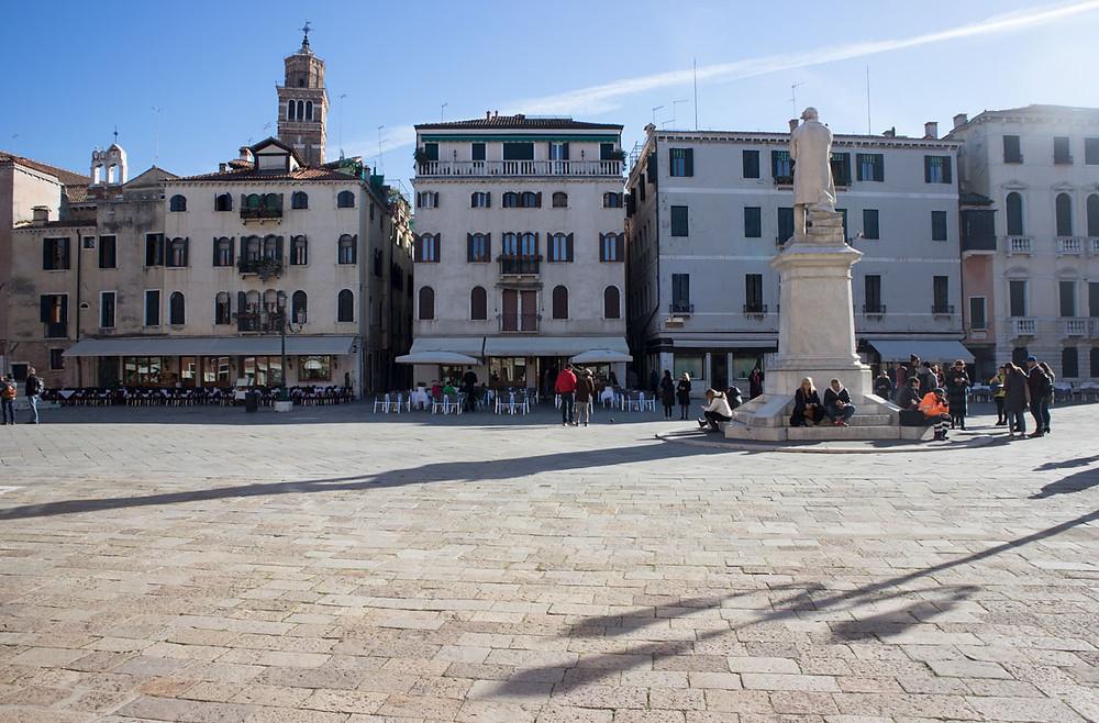 Campo Santo Stefano | Venice - Italy