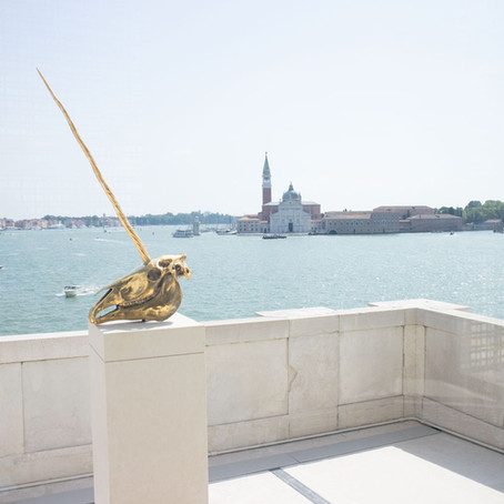 Arty Wednesday with coffee break in Venice