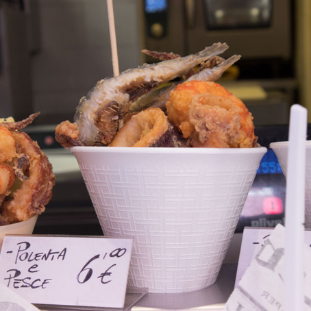 Acqua e Mais: the real Venetian street food experience