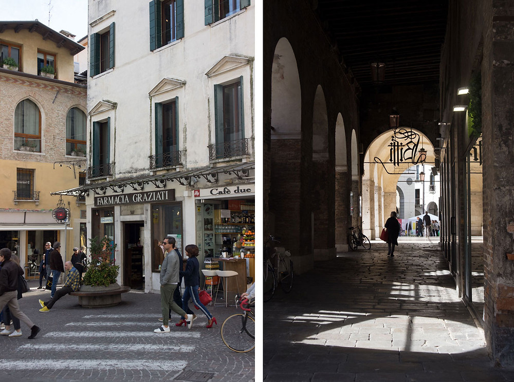 Treviso what to do | Day trip from Venice